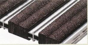 doppelt, Standard-Grau, Alu-Profil