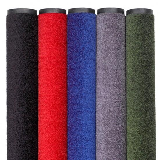 Einfarbiger Schmutzfangteppich, Waschbar