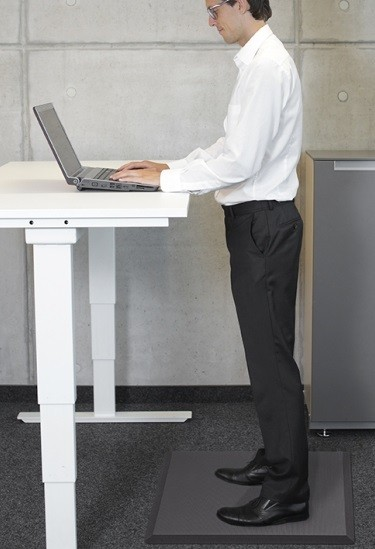 Büro-Steh-Arbeitsplatzmatte Posture Mat™