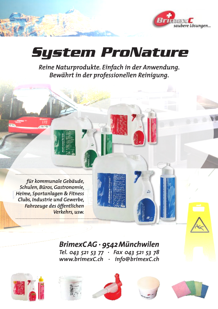 systempronature