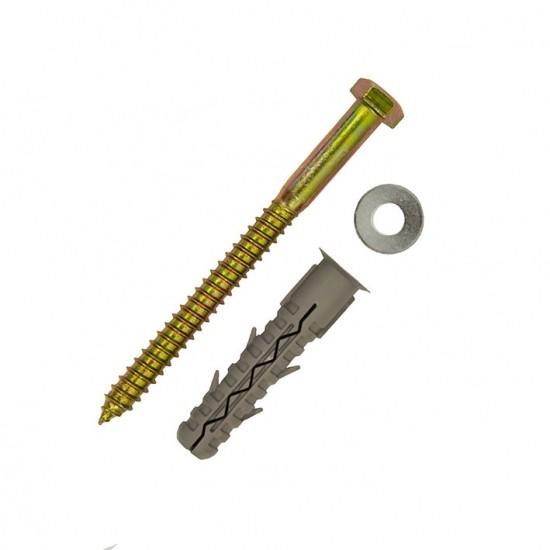 Befestigungsmaterial für Beton-Untergrund