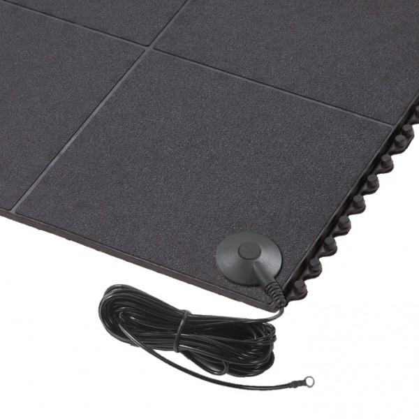 ESD-Arbeitsplatzmatte Niru® Cushion-Ease Solid™ ESD CON FR